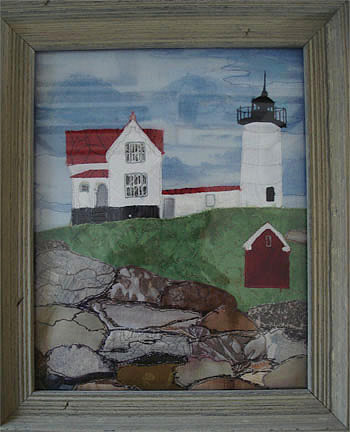 Nubble Lighthouse Kathy Angel Lee
