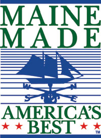 Proud to be a member of Maine Made